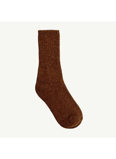 Yargıcı Çorap Kahve